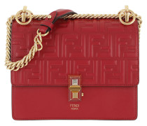 Kan I Shoulder Bag Fragola/Oro Tasche