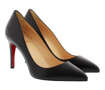 Pumps Pumps Pigalle 85 Leather Black schwarz