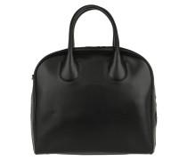 Tote Marie Jane Shoulder Bag Large Leather Black schwarz