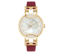 Uhr Watch Corona Red