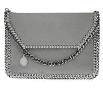 Falabella Cross Body Mini Bag Shaggy Deer Light Grey Tasche