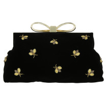 Beela Bee Embellished Evening Bag Black Clutch