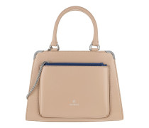 Amber S Handbag Sand Satchel Bag