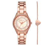 Uhr Watch Lauryn MK4491 Roségold