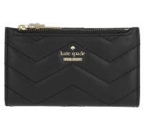 Reese Park Mikey Wallet Black Portemonnaie