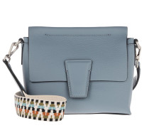 Umhängetasche Elettra Crossbody Bag Soft Blue