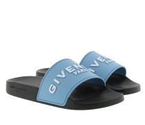 Sandalen Rubber Slide Sandals Navy blau