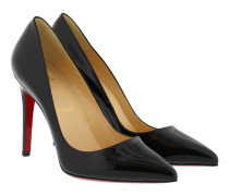 Pigalle 100 Patent Pump Black Pumps