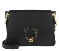 K/Katlock Crossbody Black Tasche