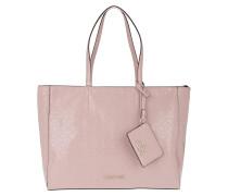Shopper Must Silver Pink