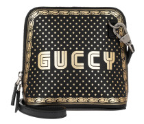 Guccy Mini Shoulder Bag Black Tasche