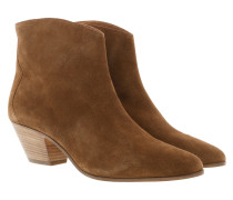 BO0166 012S01BK Ankle Boots Leather  Schuhe