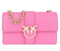 Love Simply Shoulder Bag Rosa Lilla Satchel Bag