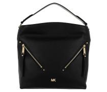 Evie LG Hobo Bag Black Hobo Bag