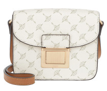 Cosima Cortina Shoulder Bag Offwhite beige