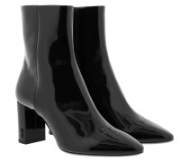 Boots High Ankle Boots Black schwarz