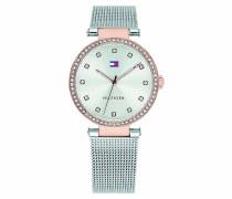 Uhr Quartz Watch Sophisticated Sport 1781863 Silver