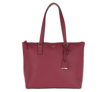 Lucie Long Handle Tote Tempranill Tote