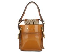 Beuteltasche Roy Shoulder Bag Leather Caramel cognac