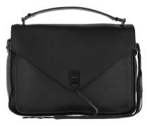 Darren Messenger Bag 2 Black Satchel