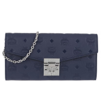 Umhängetasche Fold Large Wallet Navy Blue marine