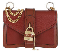 Umhängetasche Aby Shoulder Bag Sepia Brown