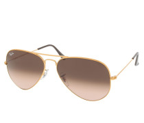 Sonnenbrille Aviator RB 0RB3025 58 9001A5