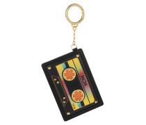 Caset Card Case Charm Black Schlüsselanhänger