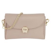 Genoveva Handbag S Stone Grey Umhängetasche