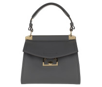 Tote Small Mystic Bag Soft Leather Storm Grey grau