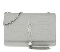 Kate Shoulder Bag Medium Leather Souris Tasche