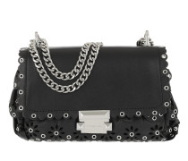 Sloan SM Chain Shoulder Black Tasche