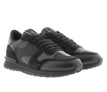 Sneaker Camouflage Nero Sneakers