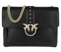 Big Love Simply Crossbody Bag Nero Limousine Tasche