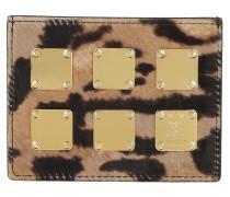 Portemonnaie Stark Brplt Card Case Cognac bunt