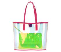 Shopper Flo Shopper Medium Neon Pink bunt