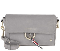 Heritage Leather Crossover Silver Filigree Tasche