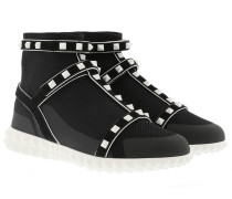 Rockstud Bodytech Sneakers Black/White Sneakers