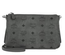 Umhängetasche Millie Visetos Crossbody Bag Medium Phantom Grey grau