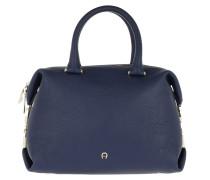 Roma M Satchel Bag Deep Blue Tasche