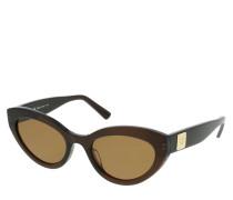 Sonnenbrille MCM684S Sunglasses Brown