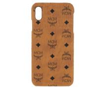 Smartphone Hülle Vis Original iPhone Case XS Max Cognac cognac
