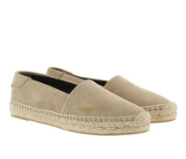 Espadrilles Embroid Leather  Espadrilles
