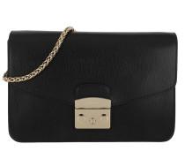 Metropolis S Shoulder Bag Onyx Tasche