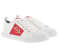 Sneakers Gomma Sneaker Bianco weiß