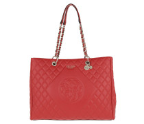 Tote Sweet Candy Large Carryall Red rot