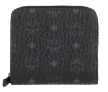Visetos Original Zippered Wallet Mini Black