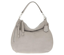 Hobo Bag Juna Big Light Grey