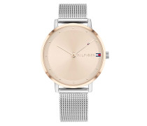 Uhr Women Quartz Watch 1782151 Silver