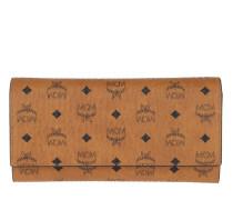 Portemonnaies Visetos Original Flap Wallet Large Cognac cognac